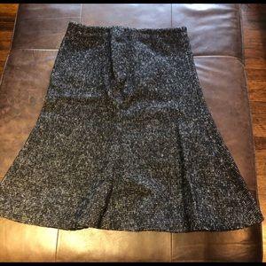 Alexander McQueen Tweed Skirt Size 40